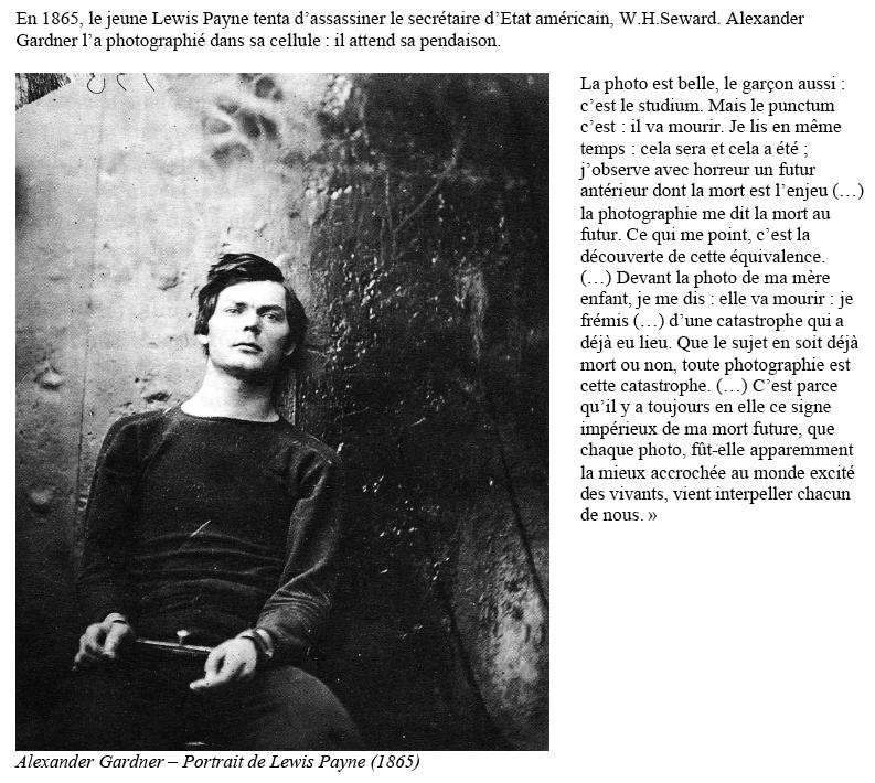 Roland barthes la chambre claire batcol blog - Barthes la chambre claire ...