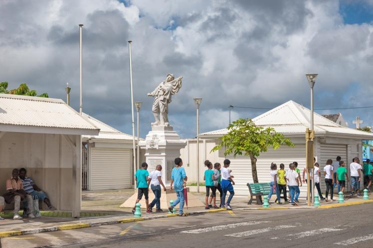 Gros-Morne, La Trinité